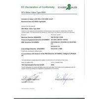 Schubert&Salzer 5030 – EC Declaration of Conformity