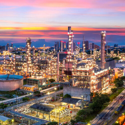 Oil&Gas, Refineries