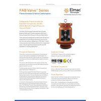 Elmac Technologies FAB Valve Datasheet