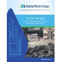 MoistTech CCS3000 Brochure
