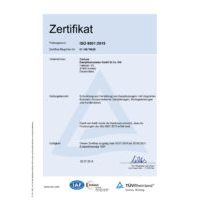 CERTUSS ISO9001:2015