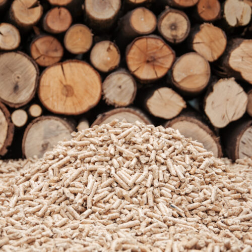 Timber, Pelletizing