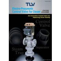TLV Electro-Pneumatic Control Valve for Steam