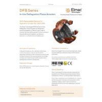 Elmac Technologies DFB Series Datasheet
