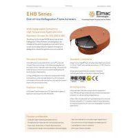 Elmac Technologies EHB Series Datasheet