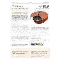 Elmac Technologies ESA Series Datasheet