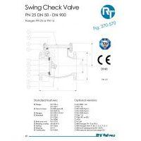 RT Valves 270-570 Series Datasheet