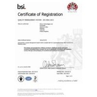 Elmac Technologies ISO 9001
