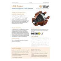 Elmac Technologies LCA Series Datasheet
