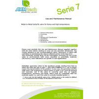 AMMtech Serie 7 Use and Maintenance Manual