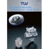 TLV Balanced Pressure Thermostatic Steam Traps