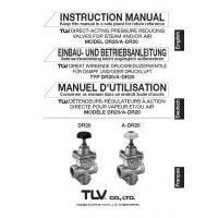 TLV DR20 Instruction Manual