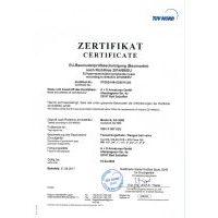 A+R Armaturen PED KHL ANSI