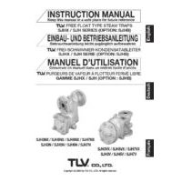 TLV SJH/SJHX Instruction Manual