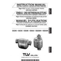 TLV SS3 / SS5 Manual