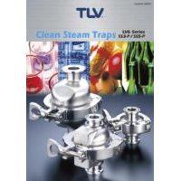 TLV Clean Steam Traps